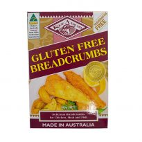 KAK GF Bread Crumbs Plain 200g